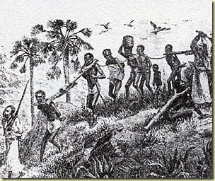 Esclaves maltraités