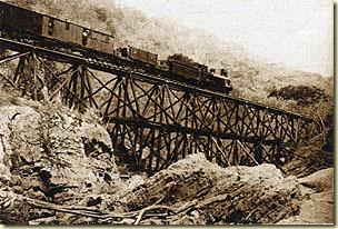 Chemin de fer au Katanga