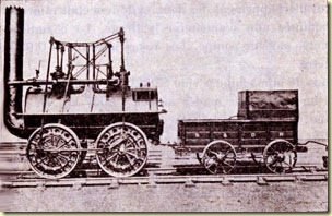Locomotive de Stephenson